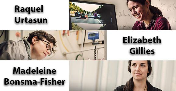 Prix canadiens du CRSNG en recherche : Coup d'œil sur les innovations de trois chercheuses