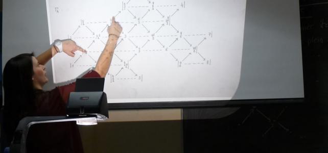 Célébrer les femmes : témoignage d'une mathématicienne