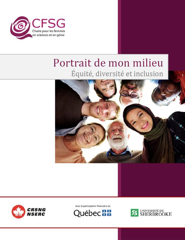 Portrait de mon milieu : équit, diversité, inclusion