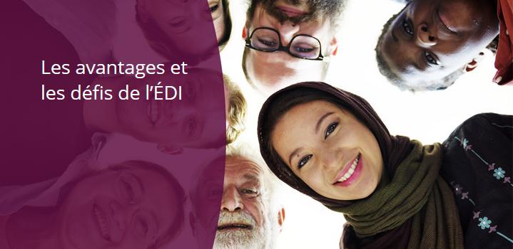 Formation en équité, diversité et inclusion