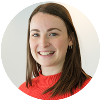 Joëlle Pelletier-Nolet, professionnelle de recherche spécialisée en communication