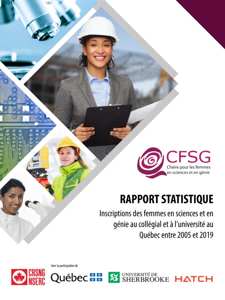 Rapport statitique 2005 à 2019